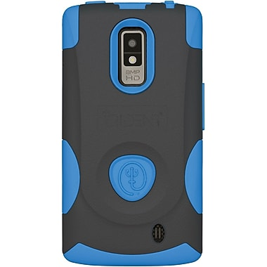 Trident® Aegis Carrying Case For LG Spectrum VS920 Smartphone, Blue