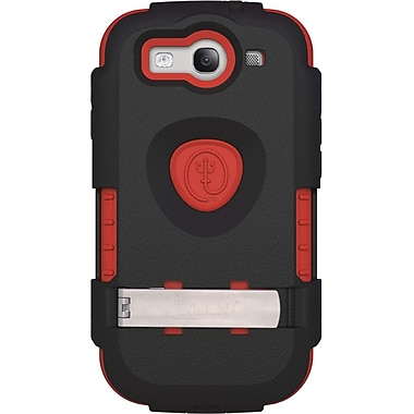 Trident® Kraken AMS Carrying Case For Samsung Galaxy S III and Samsung Galaxy S 3, Red