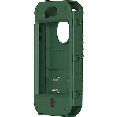 Trident® Kraken A.M.S. Exoskeleton Case For Apple iPhone 4/4S, Blue/Green