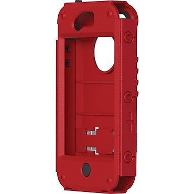 Trident® Kraken A.M.S. Exoskeleton Case For Apple iPhone 4/4S, Maroon