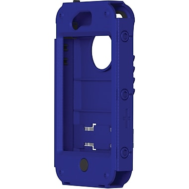 Trident® Kraken A.M.S. Exoskeleton Case For Apple iPhone 4/4S, Navy Blue