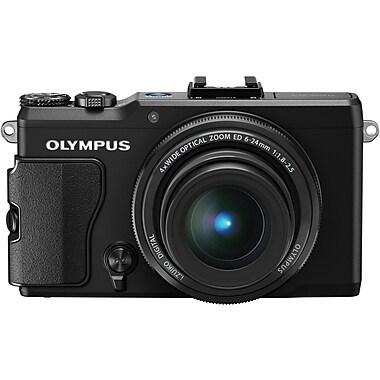 Olympus Stylus XZ-2 2.6in. H x 4.4in. W x 1.9in. D Compact Camera, 12 Mega Pixels
