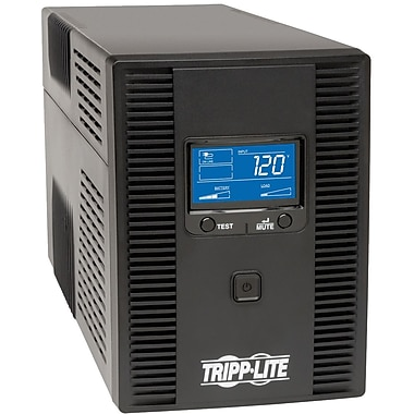 Tripp Lite Omni Smart™ Series OMNI1500LCDT 1.5 kVA UPS With LCD Display and USB Port