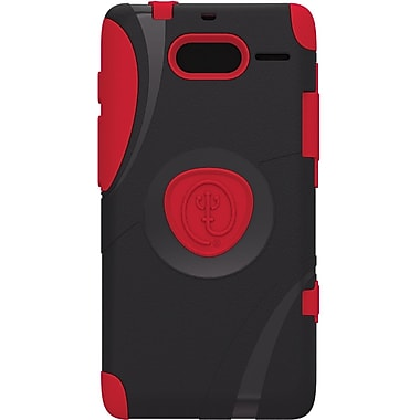 Trident® Carrying Case For Motorola XT907 Smartphone, Red