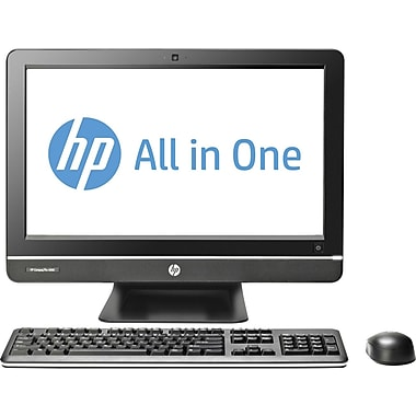 HP Compaq Pro 4300 All-in-One PC - Core i5 3470S 2.9 GHz - 4 GB - 500 GB - LED 20in.