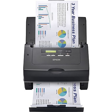 Epson® WorkForce Pro GT-S85 Document Scanner, 600 dpi