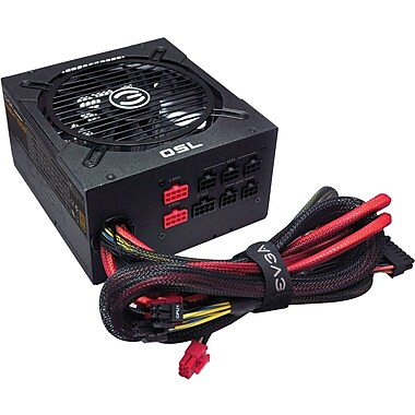 EVGA SuperNOVA NEX Series NEX750B ATX12V and EPS12V Power Supply, 750 W