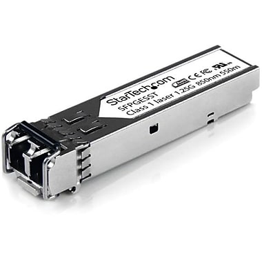 Startech.Com® SFPGESST Cisco Compatible Gigabit Fiber SFP Transceiver Module With DDM