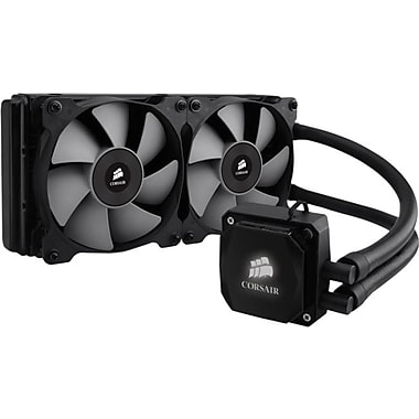 Corsair® Hydro CW-9060009-WW 2700 RPM High Performance Liquid CPU Cooler