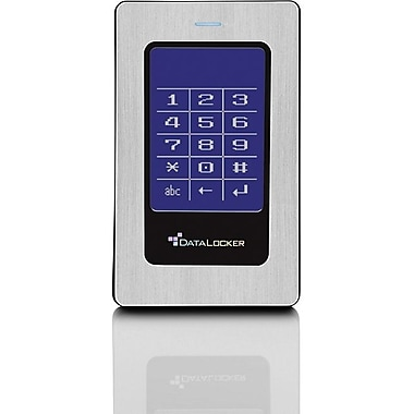 DataLocker DL1500V3 AES Encrypted External Hard Drive, 1.5TB