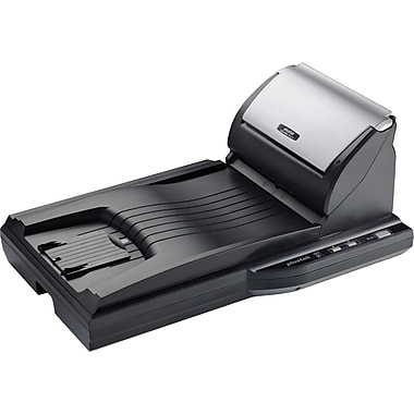 Plustek SmartOffice PL2550 Document Scanner, Black