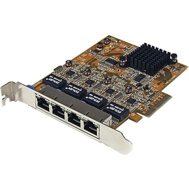 Startech.Com® ST1000SPEX42 Gigabit Ethernet NIC Network Adapter Card