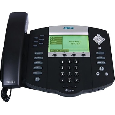 Adtran® 1202758G1 6-Line 650 IP Phone