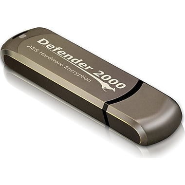 Kanguru Defender 2000™ KDF2000 FIPS 140-2 Level 3, 32GB USB 2.0 Flash Drive xGB