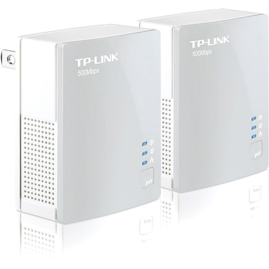 TP-LINK® TL-PA4010 AV500 Nano Powerline Adapter Starter Kit