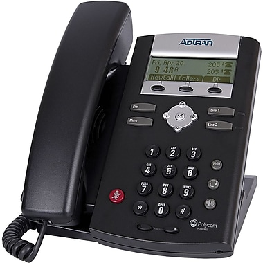 Adtran® 1202742G1 2-Line 321 Ip Phone