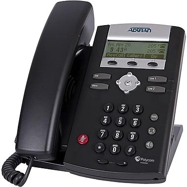 AdtranMD – Téléphone IP 321 à 2 lignes 1202742G1