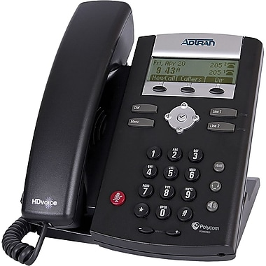 Adtran® 1202752G1 1-Line 335 IP Phone