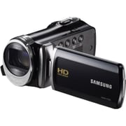 Samsung F90 52X Optimal Zoom HD Camcorder, 2.2(H) x 2.1(W) x 4.7(D), Black