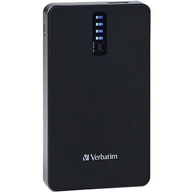Verbatim® 98009 8400 mAh Dual USB Power Pack