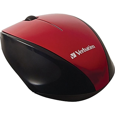 Verbatim® 97995 Wireless Blue LED Optical Mouse