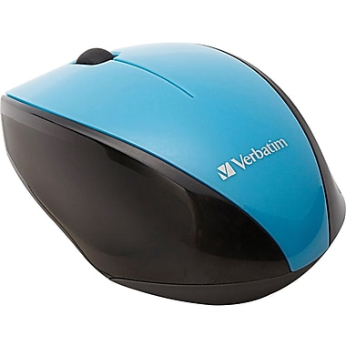 Verbatim® 97993 Wireless Blue LED Optical Mouse