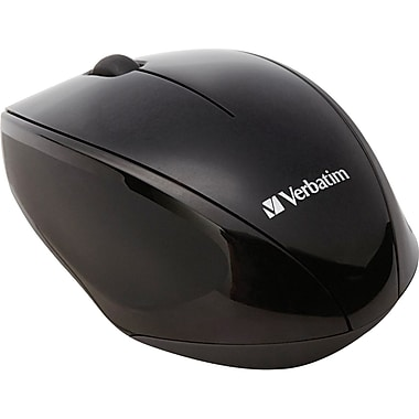 Verbatim® 97992 Wireless Blue LED Optical Mouse
