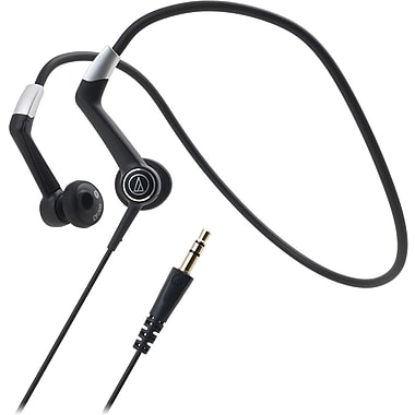 Audio-Technica® ATH-CP700 SonicSport Headphone, Black