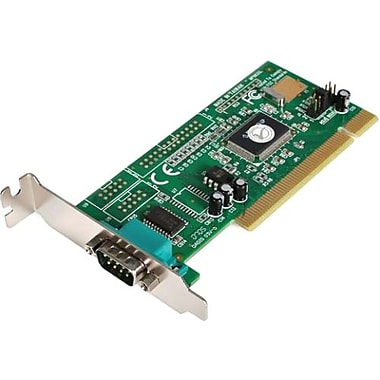 Startech.Com® PCI1S550_LP 1 Port PCI Low Profile Serial Adapter Card