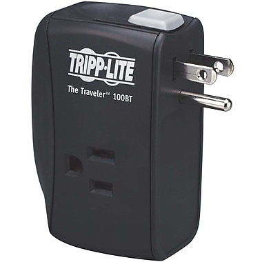 Tripp Lite Protect it!® 2-Outlet 1050 Joule Direct Plug In Surge Suppressor