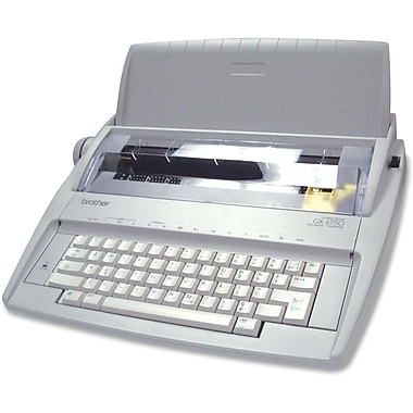 Brother® Perfectype® GX-6750 Portable Electronic Typewriter