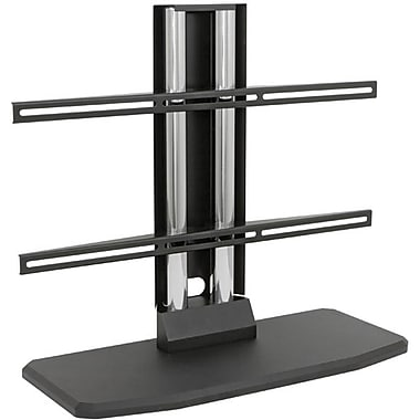 Premier Mounts PSD-TTS/B Universal Tabletop Stand For Up to 50in. Flat Panel Display Up to 160 lbs.