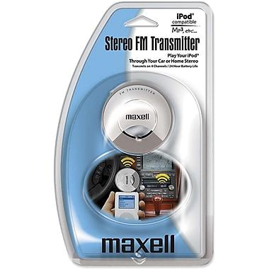 Maxell 191213 FM Transmitter For iPod