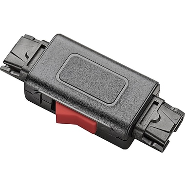 Plantronics® 27708-01 Quick Disconnect In-Line Mute Switch For Headset