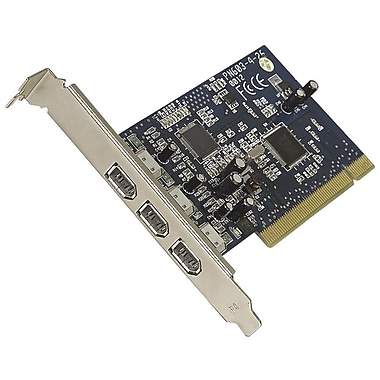 Belkin™ F5U503V 3 Port FireWire Adapter Card