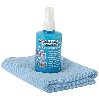 Monster® ScreenClean Ultimate Performance TV Cleaning Kit