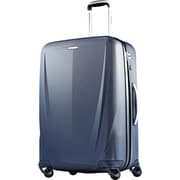Samsonite Silhouette Sphere 26 Hardside Spinner Luggage, Indigo Blue