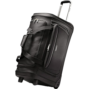 Samsonite Silhouette Sphere 26in. Wheeled Duffel, Black