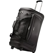 Samsonite Silhouette Sphere 26 Wheeled Duffel, Black