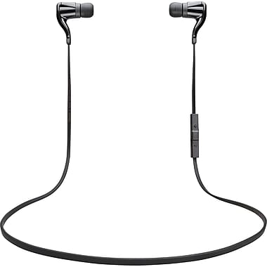 Plantronics BackBeat GO Bluetooth Wireless Earbuds, Black