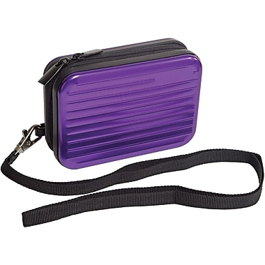 Digital Treasures® SecureShell Camera Case, Purple