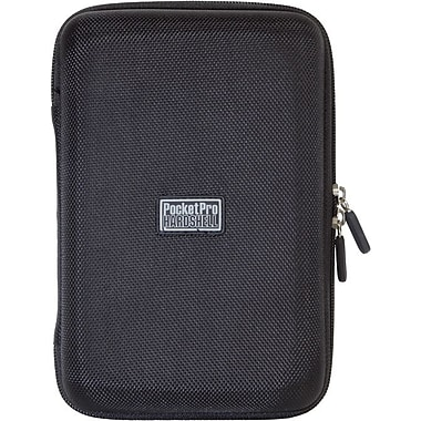 Digital Treasures® PocketPro 7in. Hardshell Case For Kindle Fire/Tablet, Black