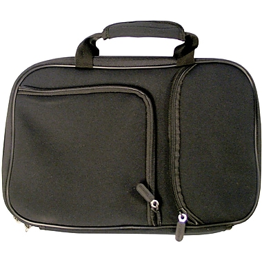 Digital Treasures® PocketPro 10in. Netbook Case, Black