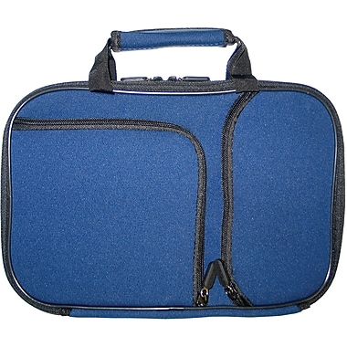 Digital Treasures® PocketPro 10in. Netbook Case, Navy Blue