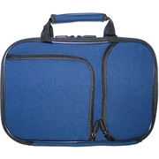 "Digital Treasures® PocketPro 10"" Netbook Case, Navy Blue"