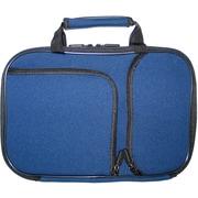 "Digital Treasures® PocketPro 10"" Netbook Case, Navy Blue"