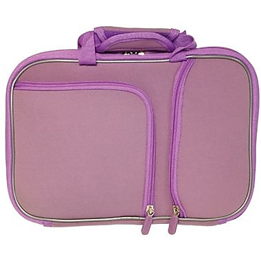 Digital Treasures® 10in. PocketPro Netbook Case, Lavender