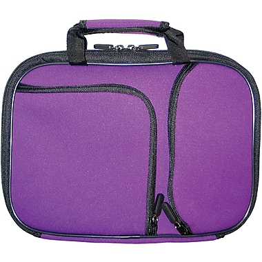 Digital Treasures® 11.6in. PocketPro Deluxe Case for Chromebook/Ultrabook, Purple