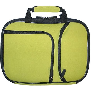Digital Treasures® 11.6in. PocketPro Deluxe Case for Chromebook/Ultrabook, Green