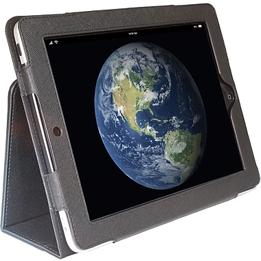 Digital Treasures® Props Folio Case For iPad 1, Black